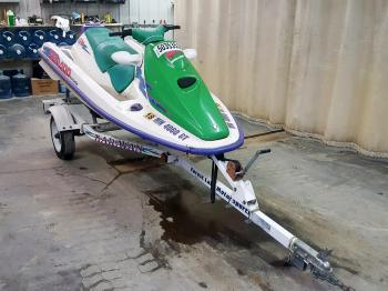 Salvage Sea-Doo Gtx